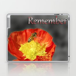 Lest we Forget Laptop & iPad Skin
