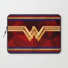 Wonder Power Courage Laptop Sleeve
