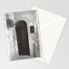 Rome Door 2 Stationery Cards