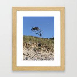 At The Baltic Sea Framed Art Print
