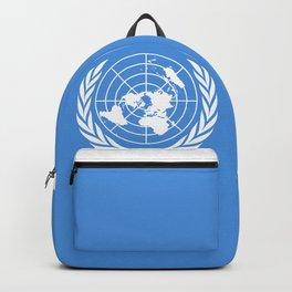 United Nations Flag Backpack