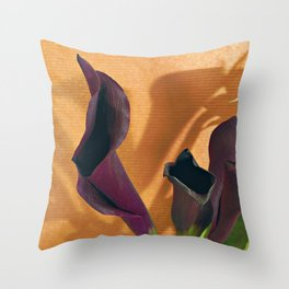 My Lily Throw Pillow