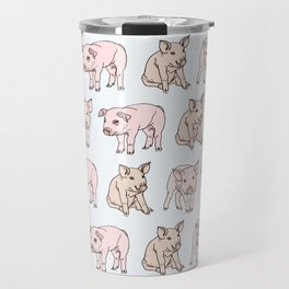 pigs Travel Mug