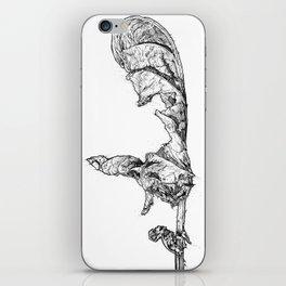 Wilted Leaf iPhone Skin