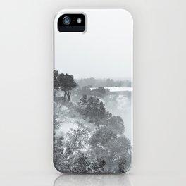 Black & White (1 of 7) iPhone Case