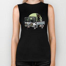 Truck Biker Tank