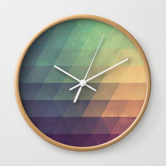fyde Wall Clock