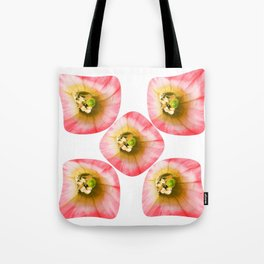 Floral Troupe Tote Bag