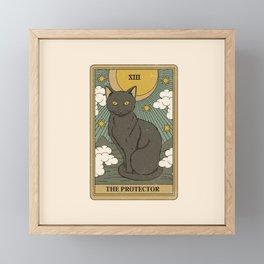 The Protector Framed Mini Art Print