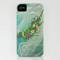 Garland of Grace iPhone (4, 4s) Slim Case