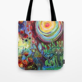 Our Sun Tote Bag