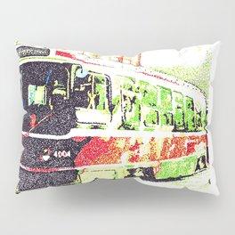 501 Street car Pillow Sham