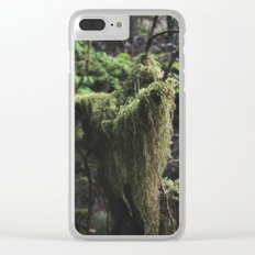Creep Clear iPhone Case