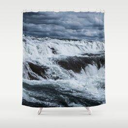 Gullfoss 2.0 Shower Curtain