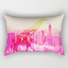 Geraldine I by Naoma Serna Rectangular Pillow
