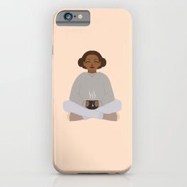 Day off iPhone Case