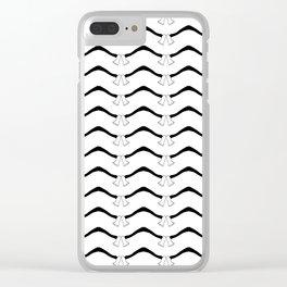 Axe Chevron Clear iPhone Case