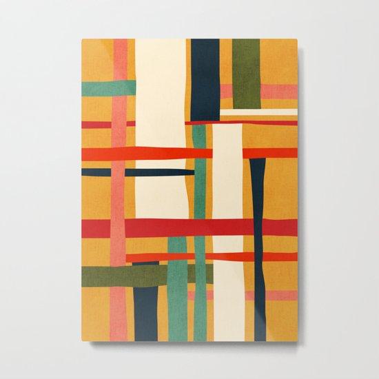 Variation of a theme Metal Print