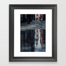 Task Framed Art Print