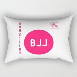 My Favorite Sport is Brazilian Jiu-Jitsu BJJ Training MMA Rectangular Pillow