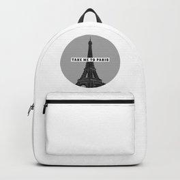 Take me to Paris Backpack