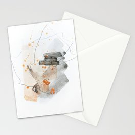 Piece of Cheer 4 Stationery Cards