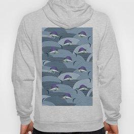 Swordfish Espadon | Pattern Art Hoody