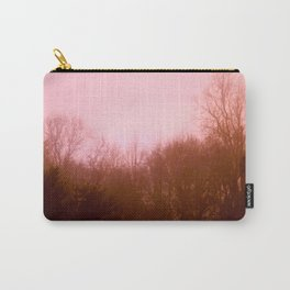 Pink Tree 3 Carry-All Pouch
