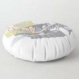 Hummer NY Floor Pillow