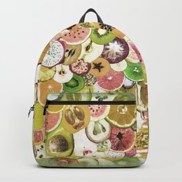 Fruit Madness (All The Fruits) Vintage Backpack