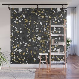 Glitter and Grit 2 Wall Mural