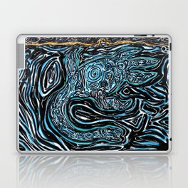 Underwater Secrets Laptop & iPad Skin