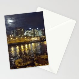 Paris in December 2019 Stationery Cards