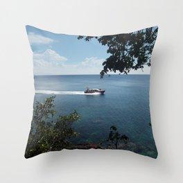 Redang Island Throw Pillow