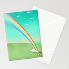 Can you support your dreams? Stationery Cards