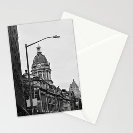 New York architecture | Beautiful old buildings | Travel photography, home decor Stationery Cards