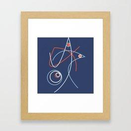 BODA Framed Art Print