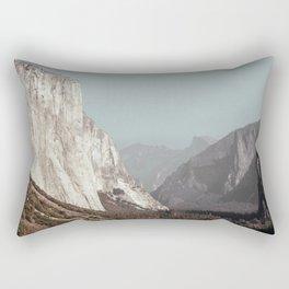 Tunnel View - Yosemite Rectangular Pillow