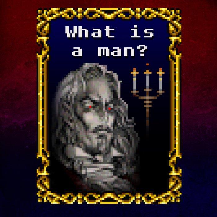 Dracula Jeopardy Duvet Cover