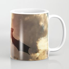 Volcanoes - Home of the Dragons Coffee Mug