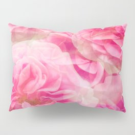 Roses In Pink Tones #decor #society6 #buyart Pillow Sham