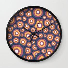 Circle World Wall Clock