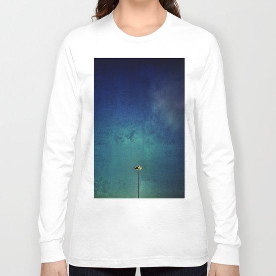 At the dark light Long Sleeve T-shirt