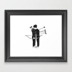 Forgive Thy Other Framed Art Print