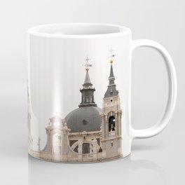 Catedral de la Almudena Coffee Mug