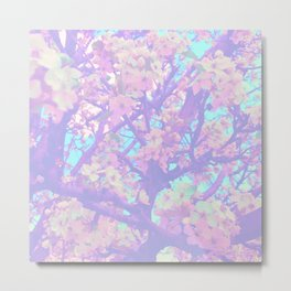 blossoming spring Metal Print