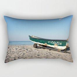 Pacific Escape Rectangular Pillow