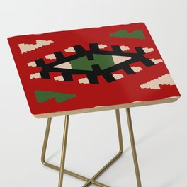 Kilim Side Table