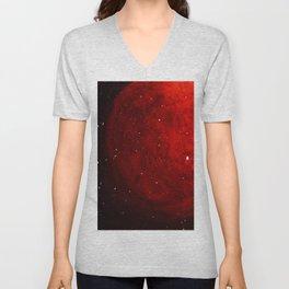 Planet Fire Unisex V-Neck
