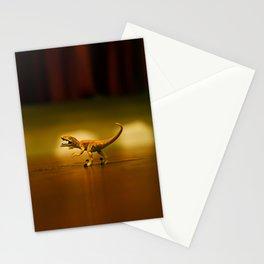 Jurassic Park Raptor  Stationery Cards
